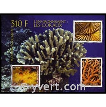 nr. 36 -  Stamp Polynesia Souvenir sheets