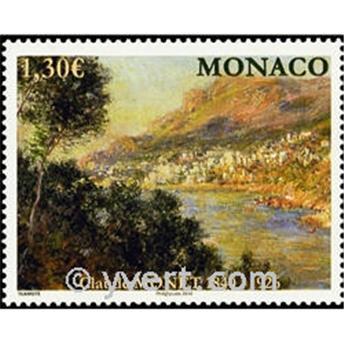 n° 2716 -  Selo Mónaco Correios