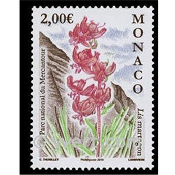 n° 2737 -  Timbre Monaco Poste