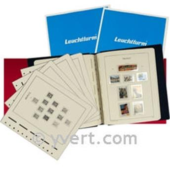 FRANCE SF: 1849-1944-LEUCHTTURM®