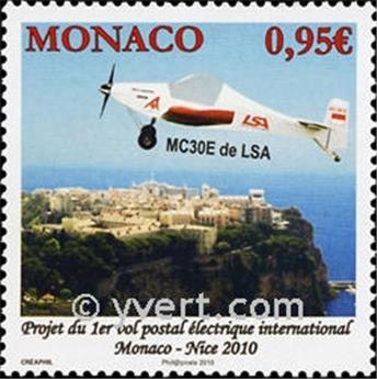 n° 2750 -  Timbre Monaco Poste