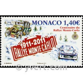 n° 2759 -  Selo Mónaco Correios