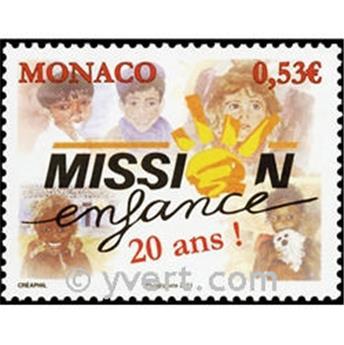 n° 2764 -  Selo Mónaco Correios