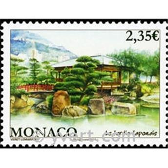 n° 2775 -  Selo Mónaco Correios