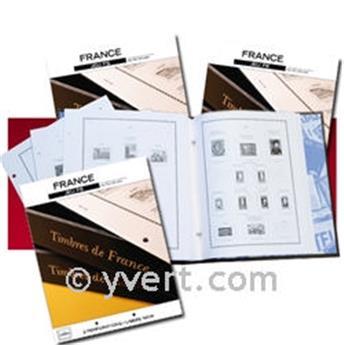BLOCS SOUVENIRS FS : 2007 (jeux sans pochettes)
