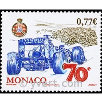 n° 2823 -  Timbre Monaco Poste