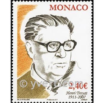 n° 2802 -  Timbre Monaco Poste