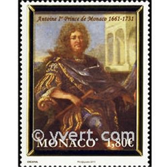n° 2801 -  Timbre Monaco Poste