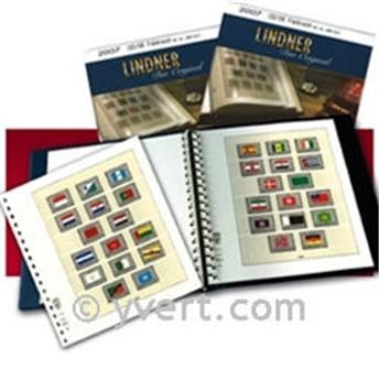 FRANCE SOUVENIR SHEETS LINDNER-T : 2012