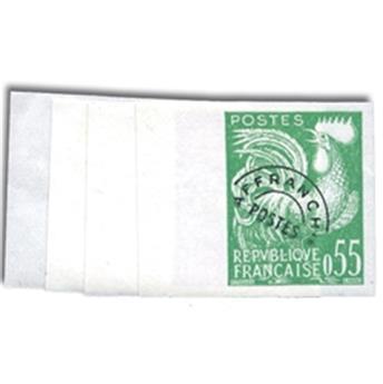n° 119/122** - Stamp France Precancels