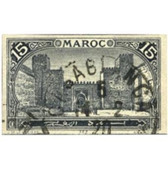 n°68a obl. - Stamp Maroc Mail