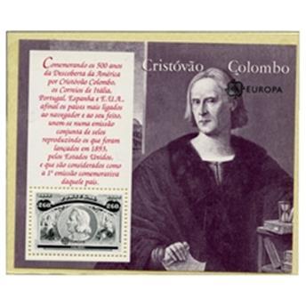 Encart souvenir (Christophe Colomb)