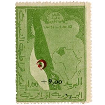 n°363A** - Timbre Algérie Poste