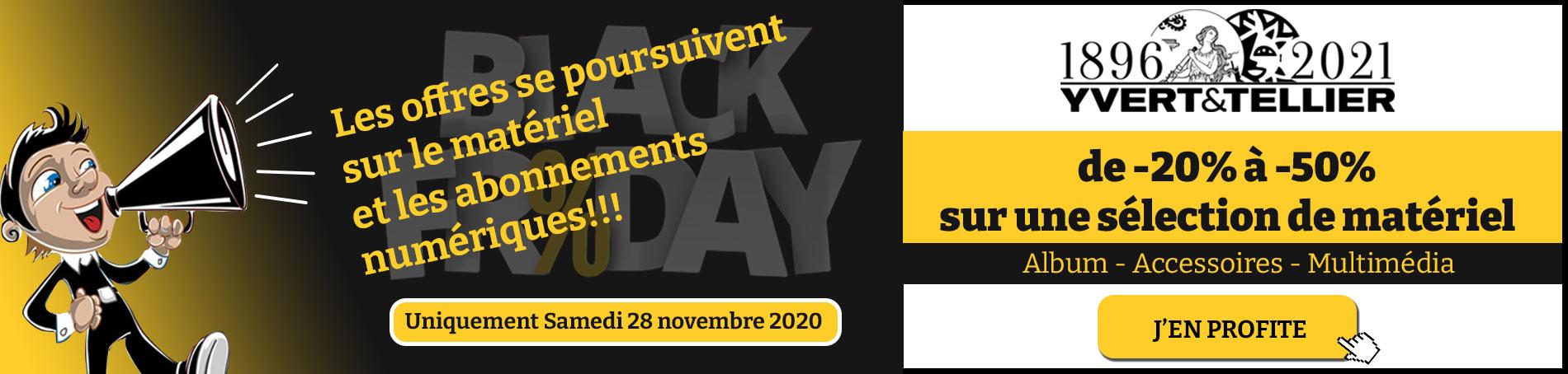 Black - Friday - Suite - Materiel